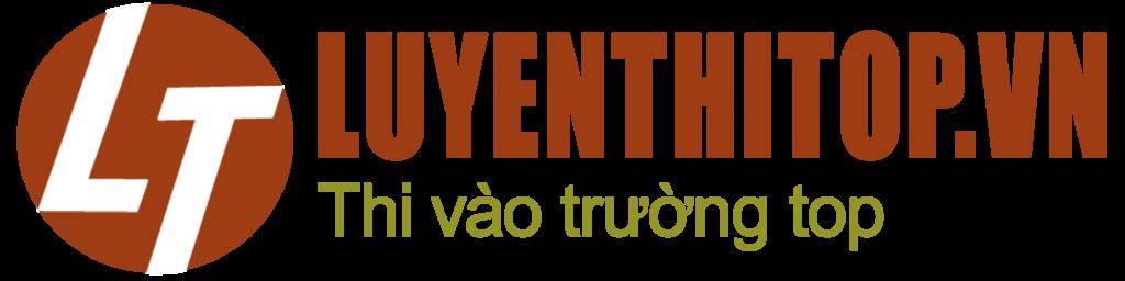 logo luyenthitop