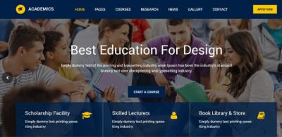 website giáo dục