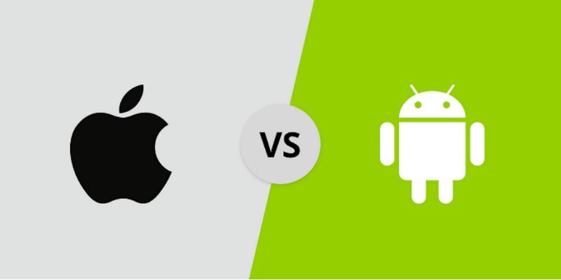lựa chọn nền tảng để học lập trình app mobile
